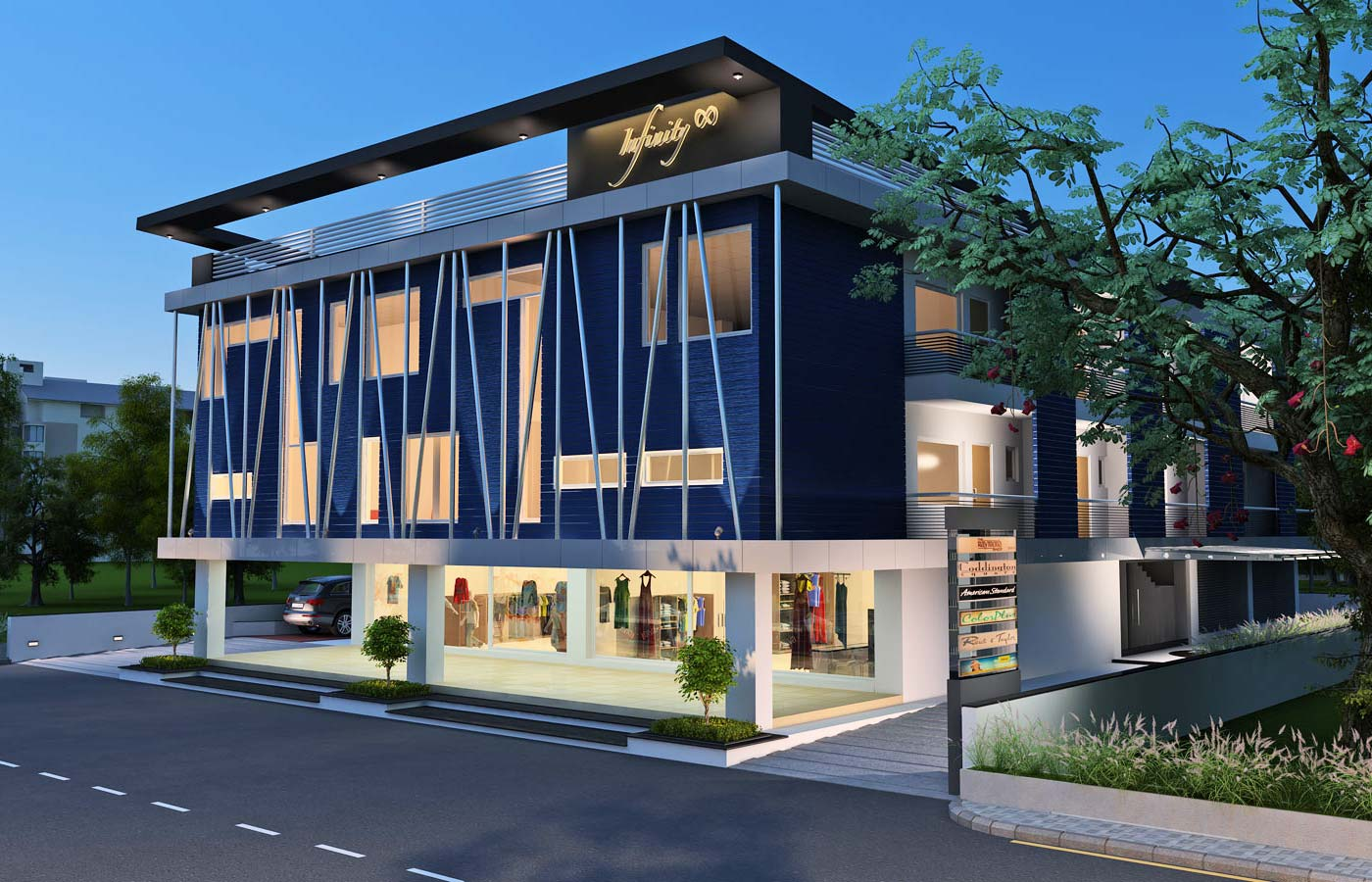 laspazio designs pvt ltd architect ahmedabad gujarat india
